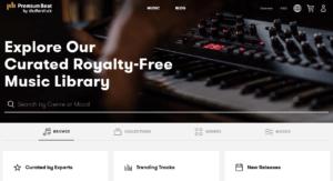free stock music websites