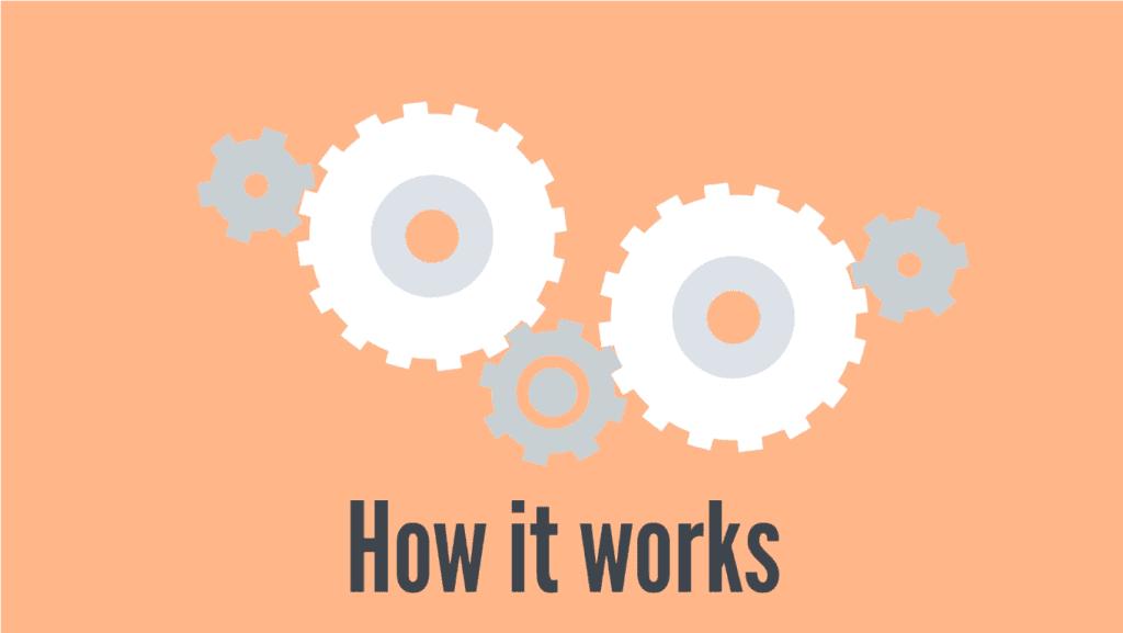 explainer video script template - how it works