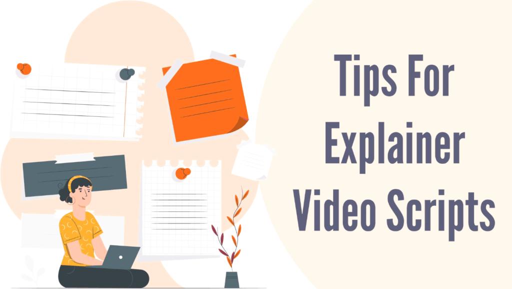 Tips for explainer video